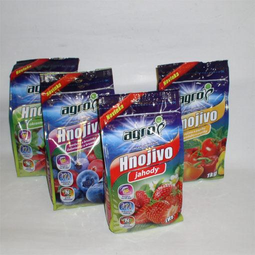 AGRO organo -minerálne hnojivo 1kg