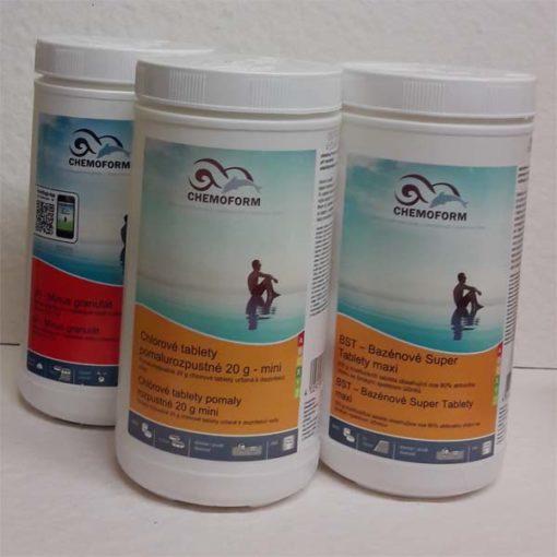 Bazén pH mínus 1,5 kg