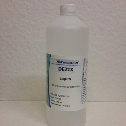 DEZIX 1L na čistenie rúk
