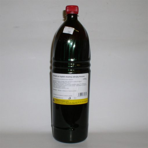 Hrozn. extrakt z červeného hrozna 1 kg