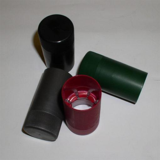 Novatwist plastové šroubovacie uzávery