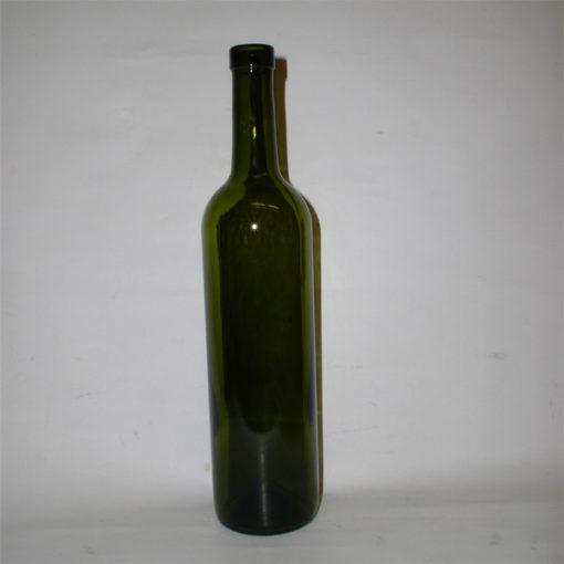 Fľaša BORDO EX OBM 0,75l olivová