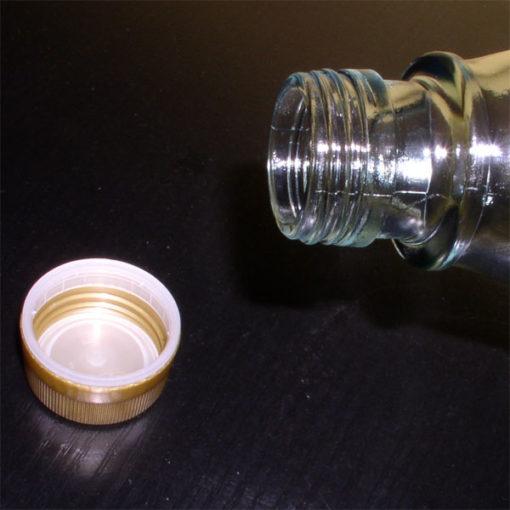 Demižón so žltým obalom (5L)