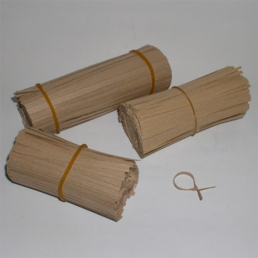 Viazacie drôtiky v papieri