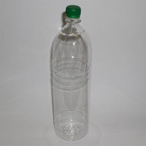 PET fľaše 0,25 - 10 l