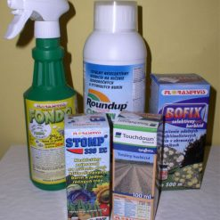 Herbicídy - proti nežiadúcej vegetácii