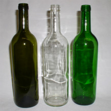 kat sklo flaše