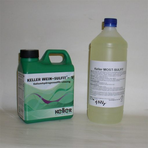 Keller wein sulfit 15 1 kg