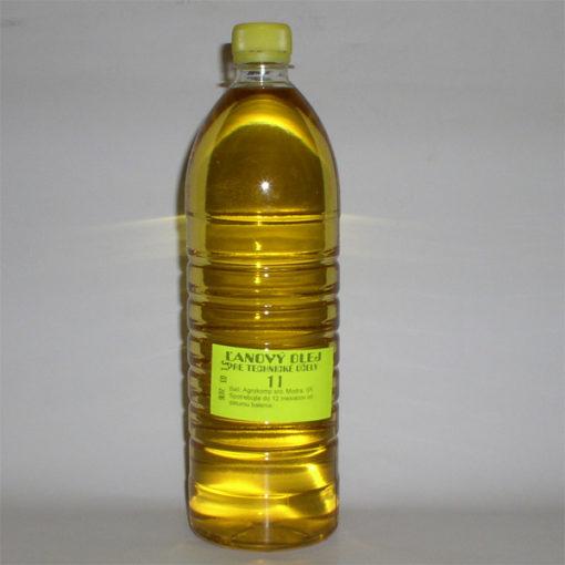 Ľanový olej pre technické účely (1L)