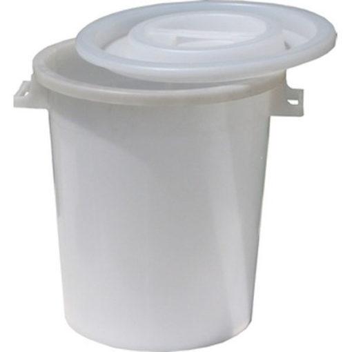 Plastové nádoby s vekom
