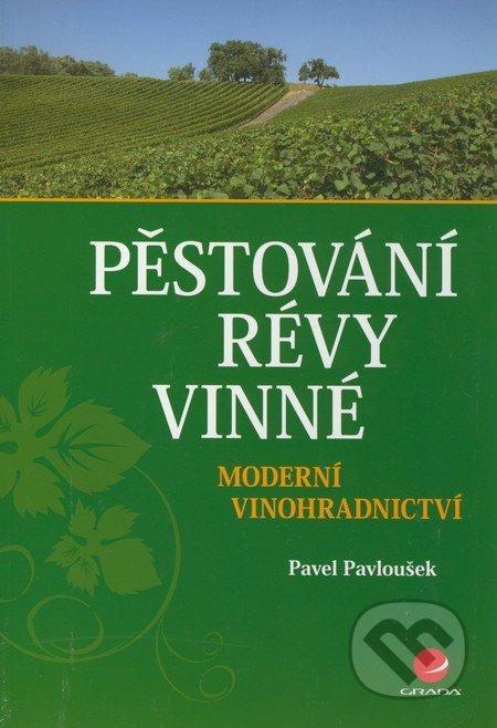 Pěstování révy vinné- Moderní vinohradnictví