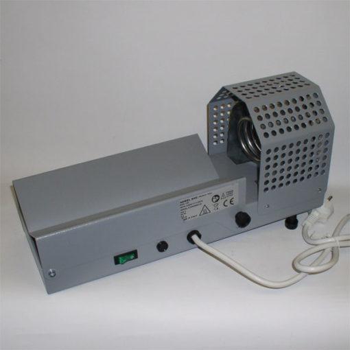 Zmršťovač na termokapsle stolový